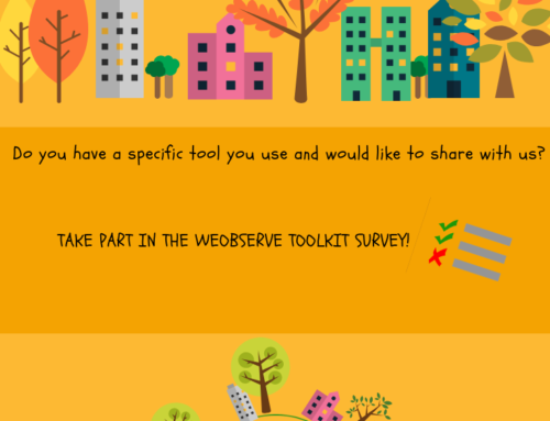 Your opinion measures! Take part in the New WeObserve Toolkits Survey!